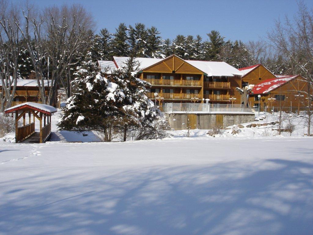 Winter Photos Meadowbrook Resort In Wisconsin Dells