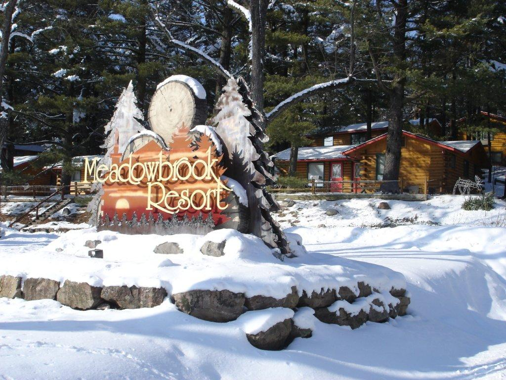 Winter Photos - Meadowbrook Resort in Wisconsin Dells ...
